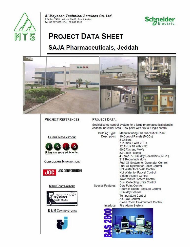 Al Mayssan Technical Services Company Limited SAJA
